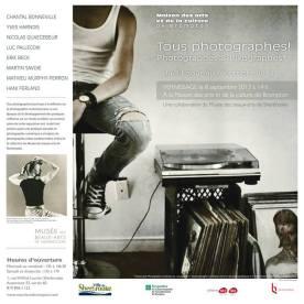 TOUS PHOTOGRAPHES Maison des arts et de la culture Brompton 31/08/13 -> 6/10/13