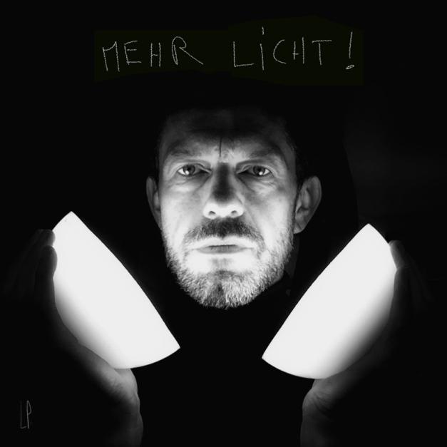 Mehr licht / Luc Pallegoix 2015