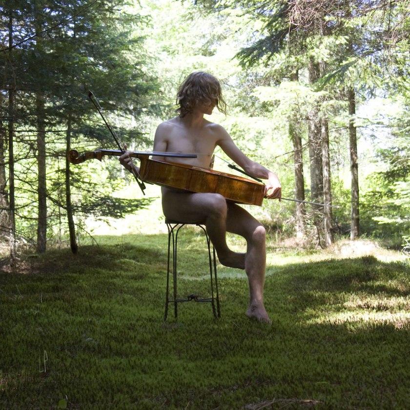 Musique de chambre verte - L'installation