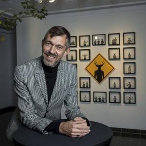Luc Pallegoix au Centre Culturel Bombardier